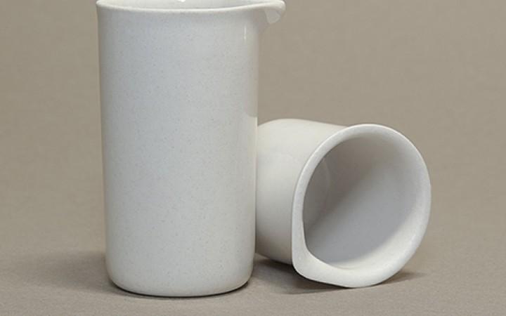 Стаканы фарфоровые (Лабораторные стаканы)